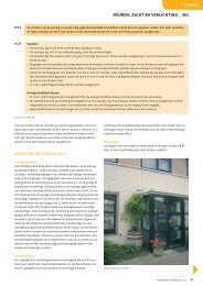 W2 Deuren: zicht en verlichting - Politiekeurmerk Veilig Wonen
