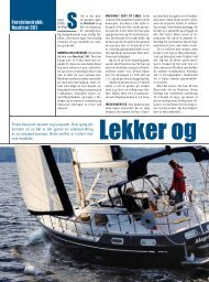 Førsteinntrykk: Nauticat 351