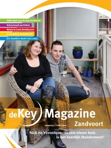 Download De Key Magazine Zandvoort editie maart 2011