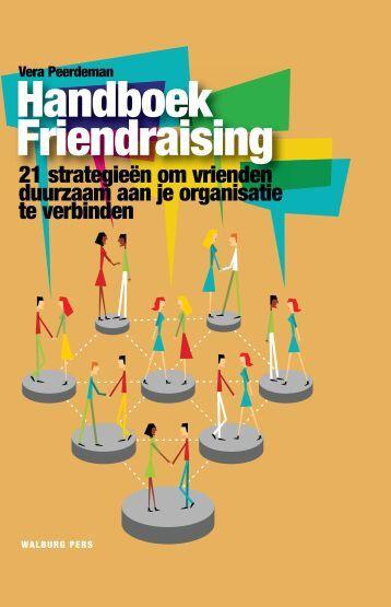 Binnenwerk Friendraising - Handboek Friendraising