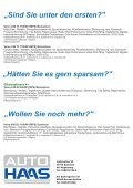Sofort bestellbar - ab September LIVE bei Auto  ... - Auto Haas GmbH - Seite 2