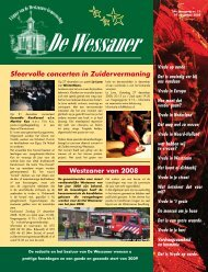 Sfeervolle concerten in Zuidervermaning - Westzaan.info