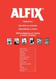 Väggar - Alfix A/S