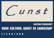 CUNST februari 2011 - Kunstenaars Vereniging Flevoland
