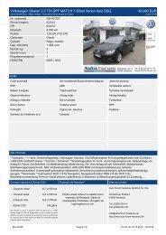 Volkswagen Sharan 2.0 TDI DPF MATCH 7-Sitzer Xenon Navi DSG 40.990 ...