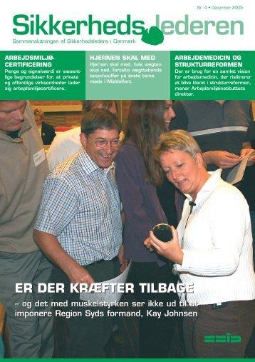 Medlemsblad nr. 4 2005