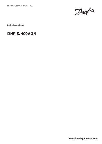 Elektrische installatie instructie DHP-S