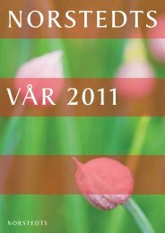 Nya kartor våren 2011 - Norstedts