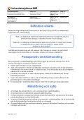Riktlinjer för behandling av postoperativ smärta på UMAS - Page 4