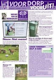 Nummer 3, Juni 2010 - Voordorp Vooruit