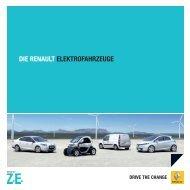 DIE RENAULT ELEKTROFAHRZEUGE - Absolute Green Energy ek