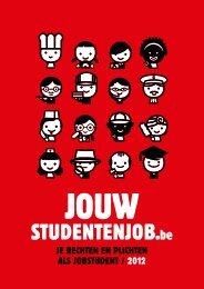 STUDENTENJOB.be - BBTK