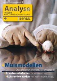 Muismodellen - Nederlandse Vereniging van bioMedisch ...
