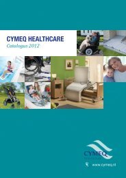 CYMEQ Healthcare - Catalogus 2012