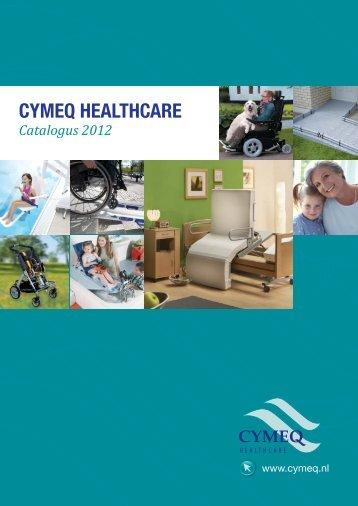 CYMEQ Healthcare - Catalogus 2012
