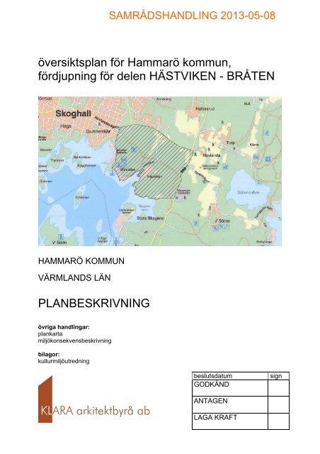 Aktiviteter hösten - Hammarö församling