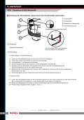 Einfache und genaue Einstellung! - Safety - Seite 6