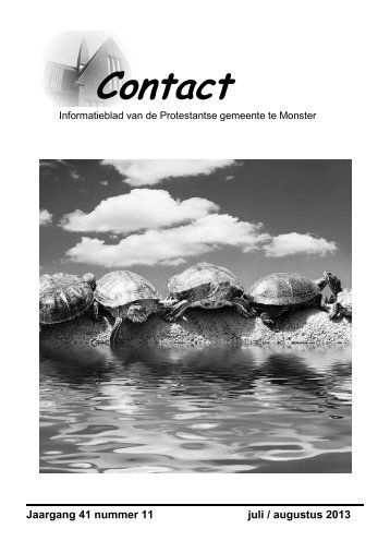 Verbinding met onze dorps for Monster contact