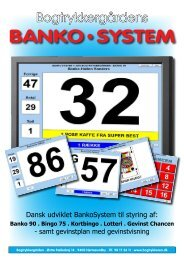 BANKO SYSTEM