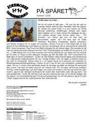 På spåret #01 2006 - Jokkmokks BHK