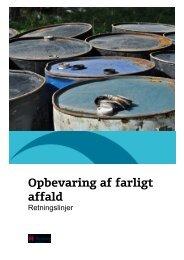 Opbevaring af farligt affald (pdf åbner i nyt vindue) - Nyborg Kommune