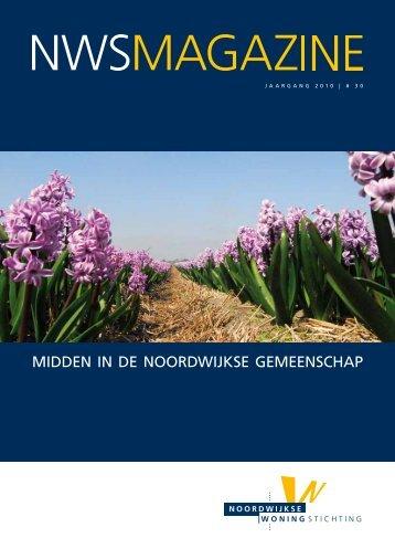 voorjaar 2010 - Noordwijkse Woningstichting