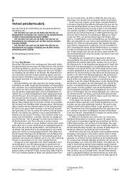 voortzetting gezamenlijke behandeling - Eerste Kamer der Staten ...