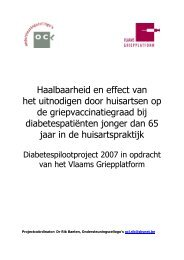 Rapport piloot diabhuisartsen07(def080513).pdf - LOGO Antwerpen