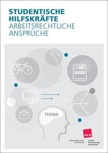 STUDENTISCHE HILFSKRÄFTE ARBEITSRECHTLICHE ...