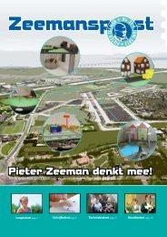 Zeemanspost 21 • juni 2012 - Pontes Pieter Zeeman