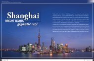Shanghai - Society World Magazine