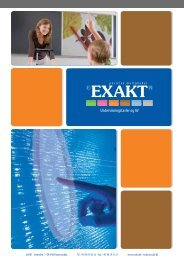 Undervisningstavler og AV - EXAKT