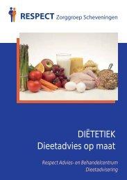DIËTETIEK Dieetadvies op maat - RESPECT Zorggroep ...