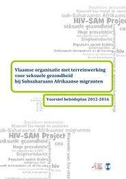 Download het beleidsplan 2012-2016 (PDF) - Vlaams Agentschap ...