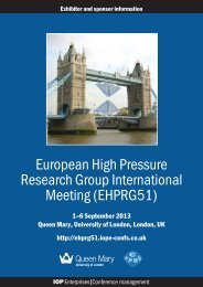 Exhibition and Sponsorship document - ehprg 51