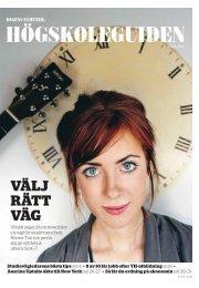 VÄLJ RÄTT VÄG - Dagens Nyheter