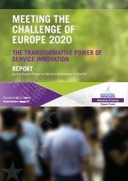 rapport van het Expert Panel - Dialogic