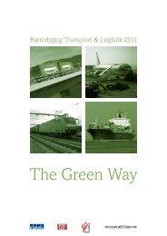 Bæredygtig Transport & Logistik 2011 - DASP Danske Speditører
