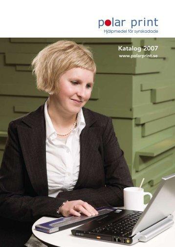 Katalog 2007 - Polar Print Holding AB
