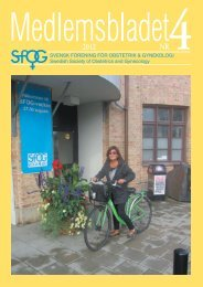 Medlemsblad 4 2012 - SFOG