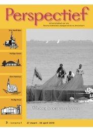 Perspectief 2010, nr. 3, van 27 maart - 30 april - Kerkplein Amersfoort