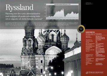 Informationsbroschyr - Strukturinvest