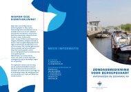 Zondagsbediening voor beroepsvaart - Waterwegen en Zeekanaal