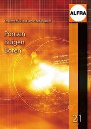 Ponsen Buigen Boren - Alfra Machines en Gereedschappen