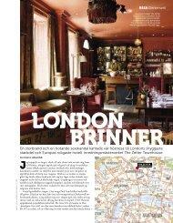London brinner