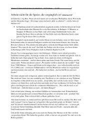 Teil 2 - Jesus das Brot des Lebens - FeG Wienhausen