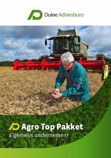 Agro Top Pakket - Duine Assuradeuren te Bergen op Zoom