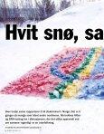 Her vaier det norske og samiske flagget sammen. Men ellers kobles ... - Page 2