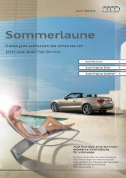 Sommerlaune - Autohaus Weeber