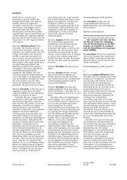 behandeling en stemming - Eerste Kamer der Staten-Generaal